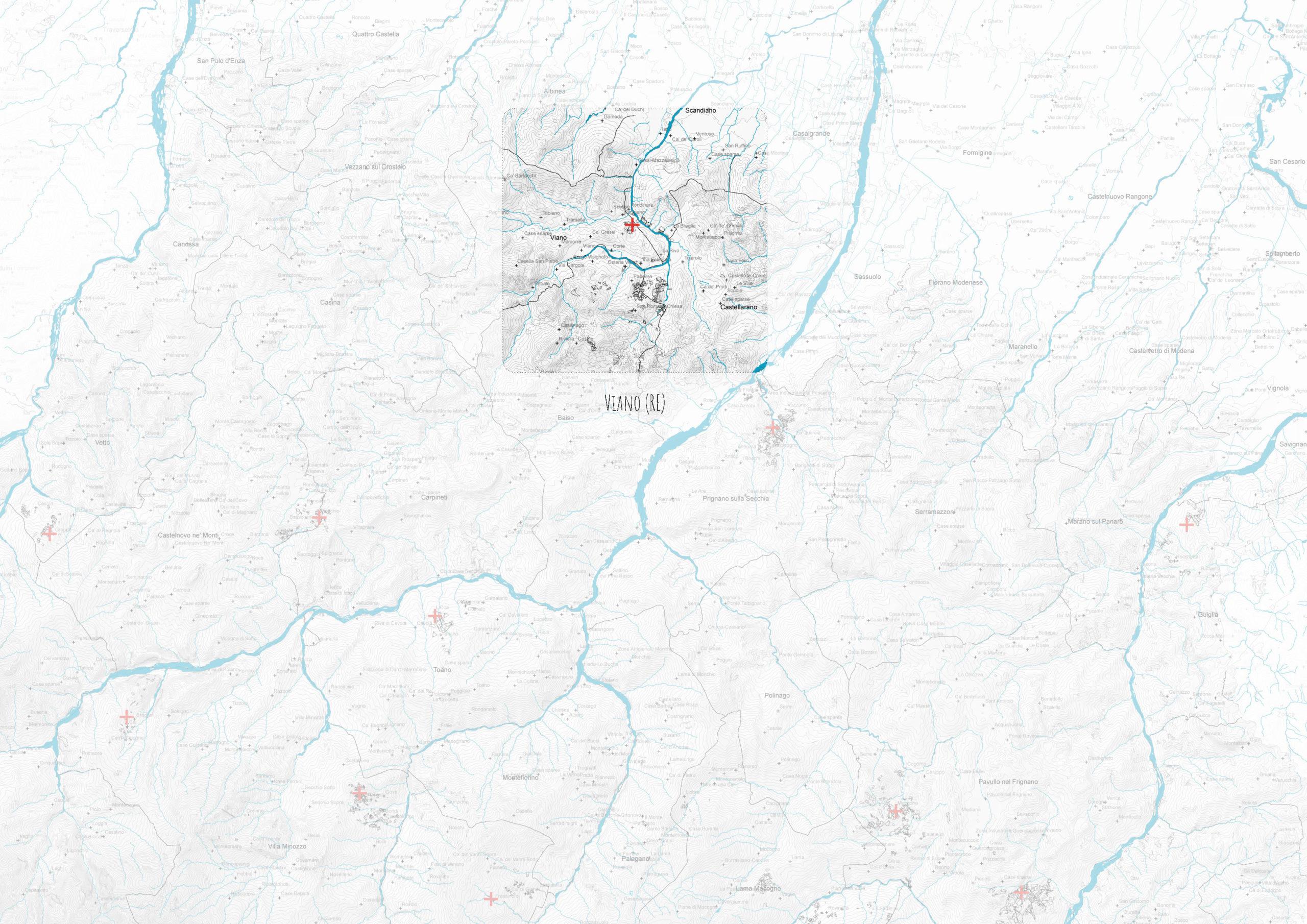 Mappa Giavelli