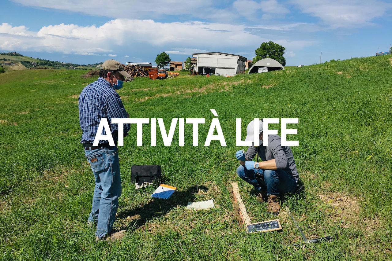 LIFE AgriCOlture progetti agricoltura